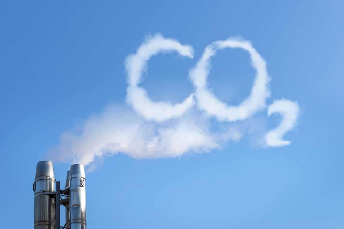 tác hại của khí co2