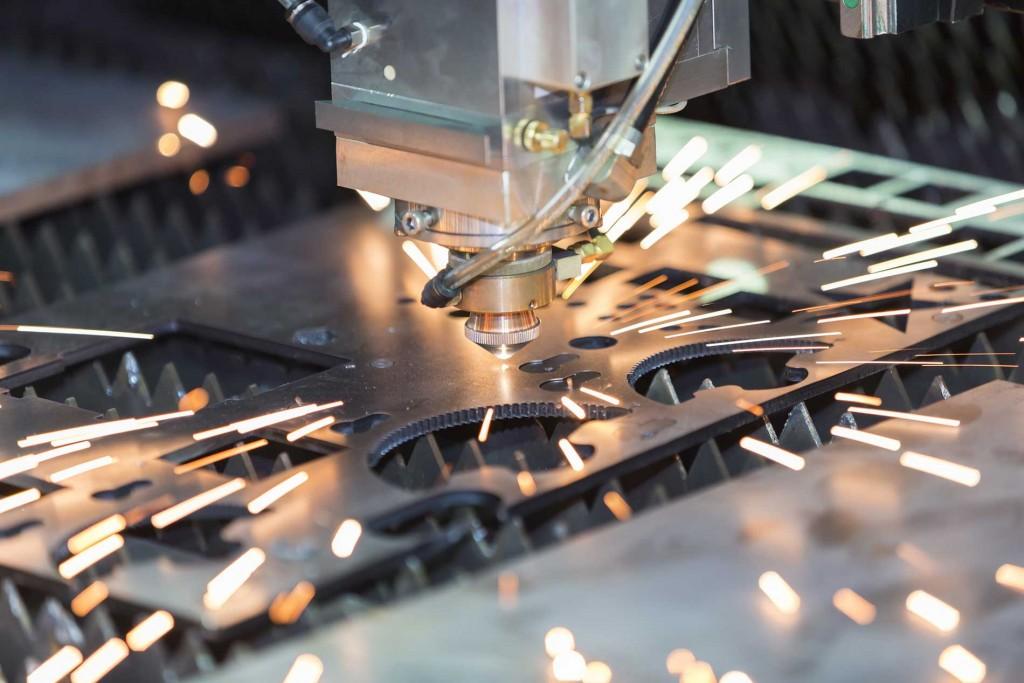 khí Nito trong công nghệ cắt lazer